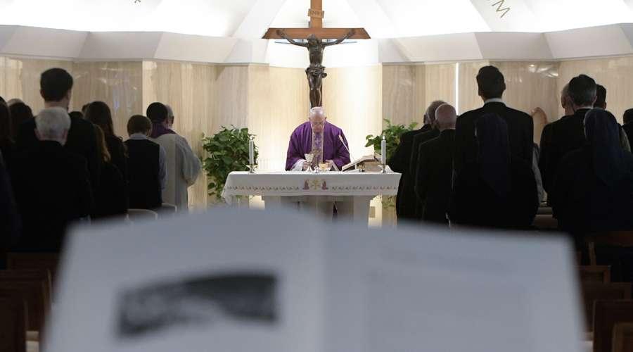 Papa Francisco advierte el peligro del