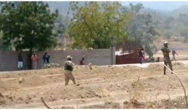 Entregarán este martes informe del enfrentamiento en la frontera que dejó un muerto y heridos