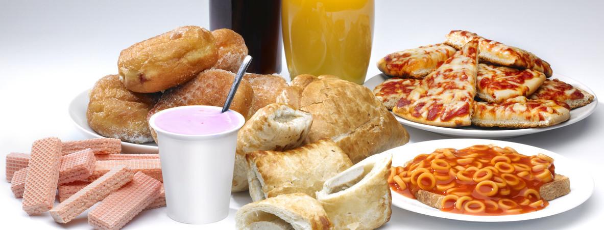 Comida procesada causa 20% de las muertes en República Dominicana