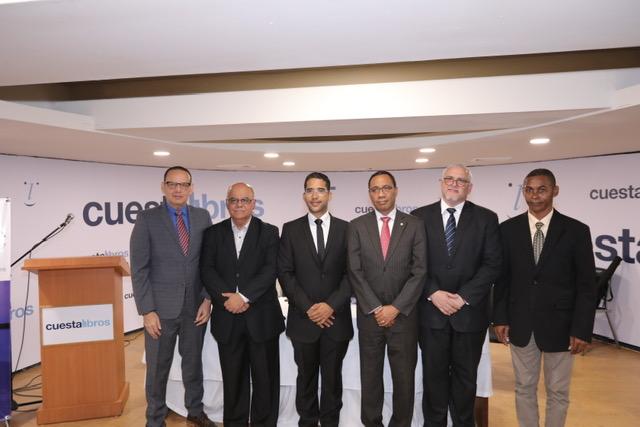 Libro Institucionalización del Alguacil abre debate en la opinión jurídica