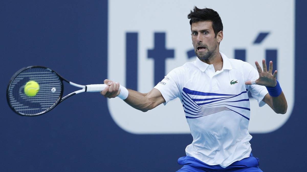 Djokovic vence a Delbonis y jugará octavos contra Bautista