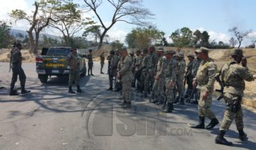 Refuerzan frontera de Elías Piña tras el enfrentamiento que dejó un muerto y heridos