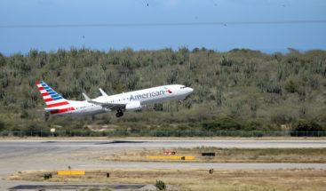 American Airlines suspende los vuelos a Venezuela