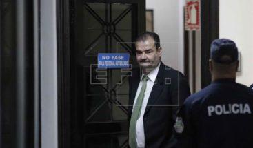 Nuevo receso en el juicio por escuchas ilegales al expresidente Martinelli