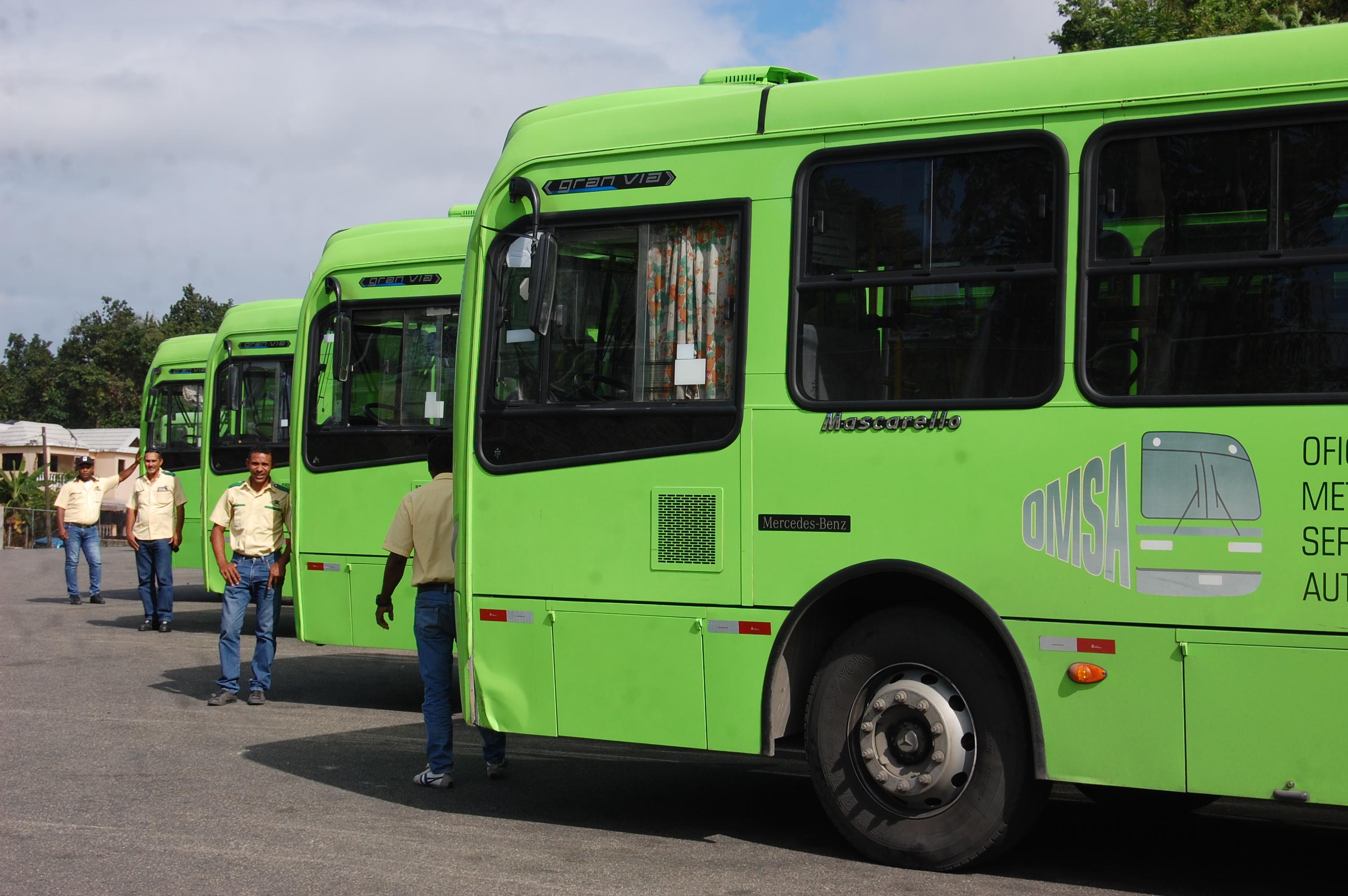 OMSA transportará usuarios del Teleférico tras mantenimiento de este sistema