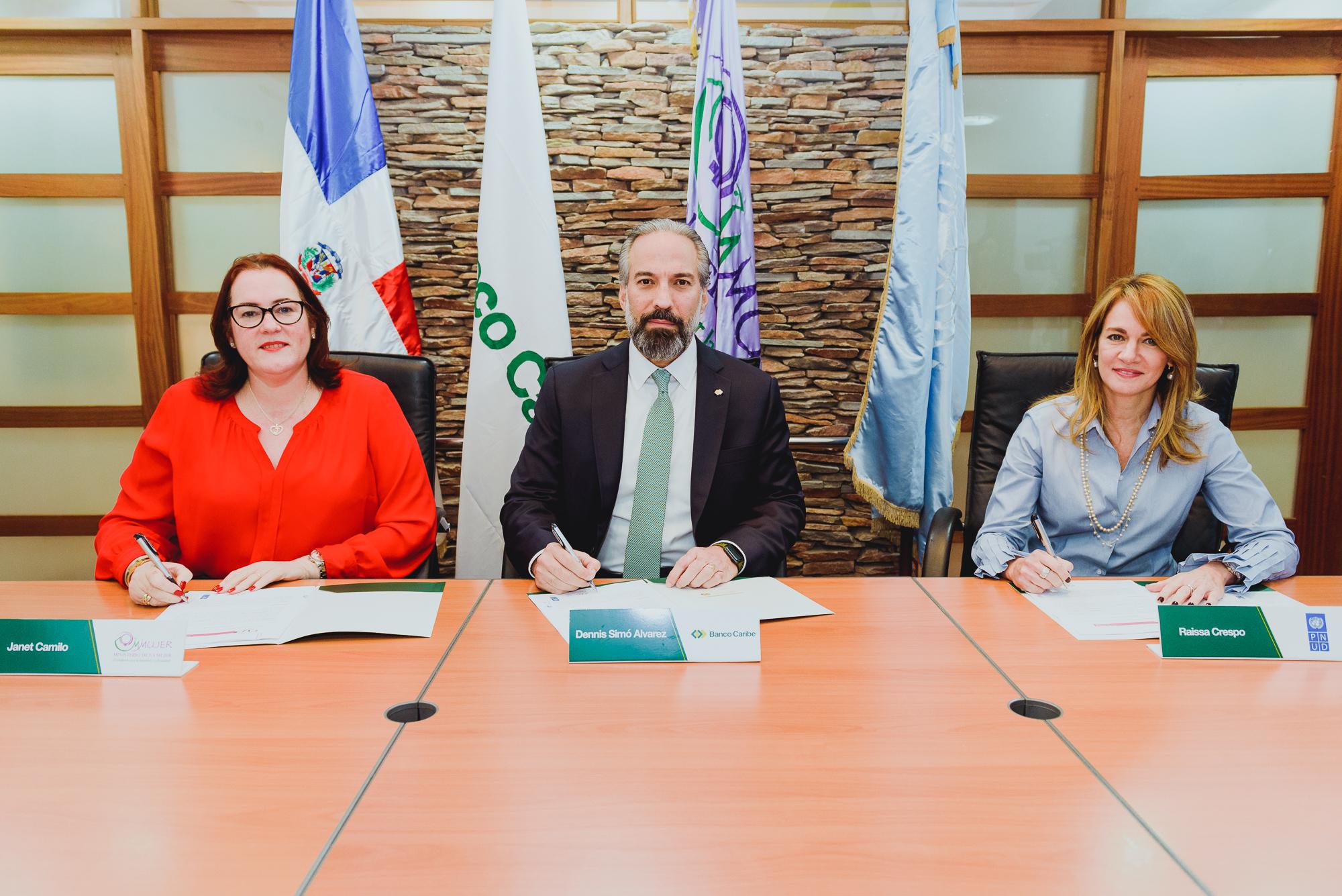 Implementarán modelo de igualdad de género con el Ministerio de la Mujer y el PNUD