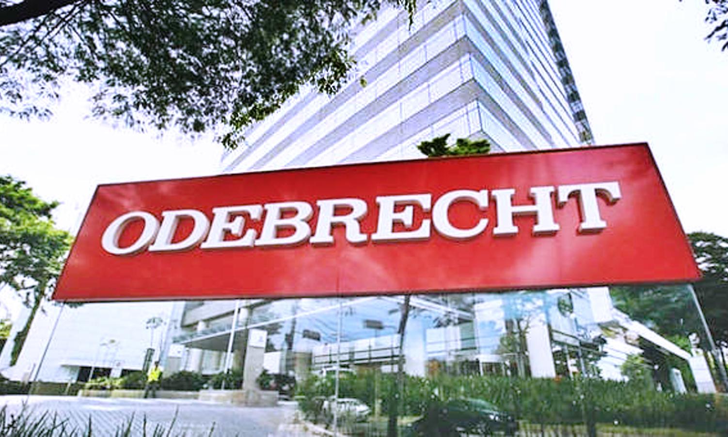 Odebrecht paga a Perú indemnización de 19,5 millones de dólares por sobornos