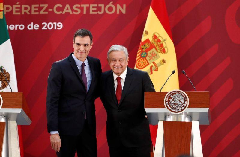 López Obrador pide al Rey que España se disculpe por abusos de la conquista