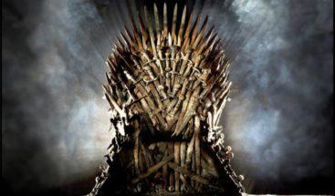 El último trono del concurso de