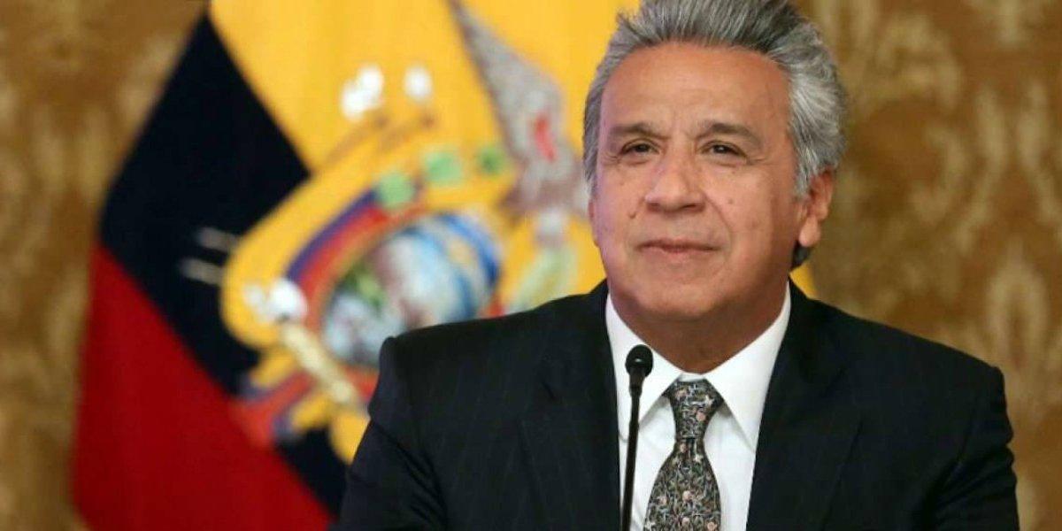 Lenín Moreno denuncia intervención de Correa y Maduro contra democracia ecuatoriana