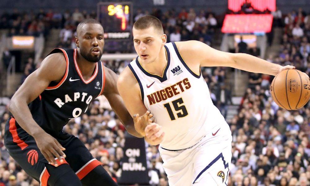 Nuggets y Raptors mantienen la lucha por el liderato de sus Conferencias