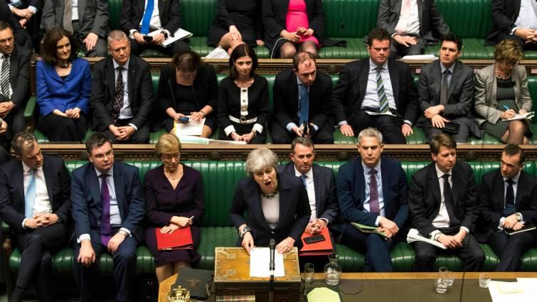 El Parlamento rechaza celebrar un segundo referéndum del