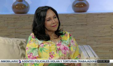 Entrevista a vocalista de Juan Luis Guerra, Adalgisa Pantaleón en El Despertador