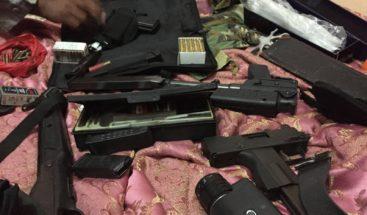 Descubren firma ilegal de seguridad en Guatemala sospechosa de traficar armas