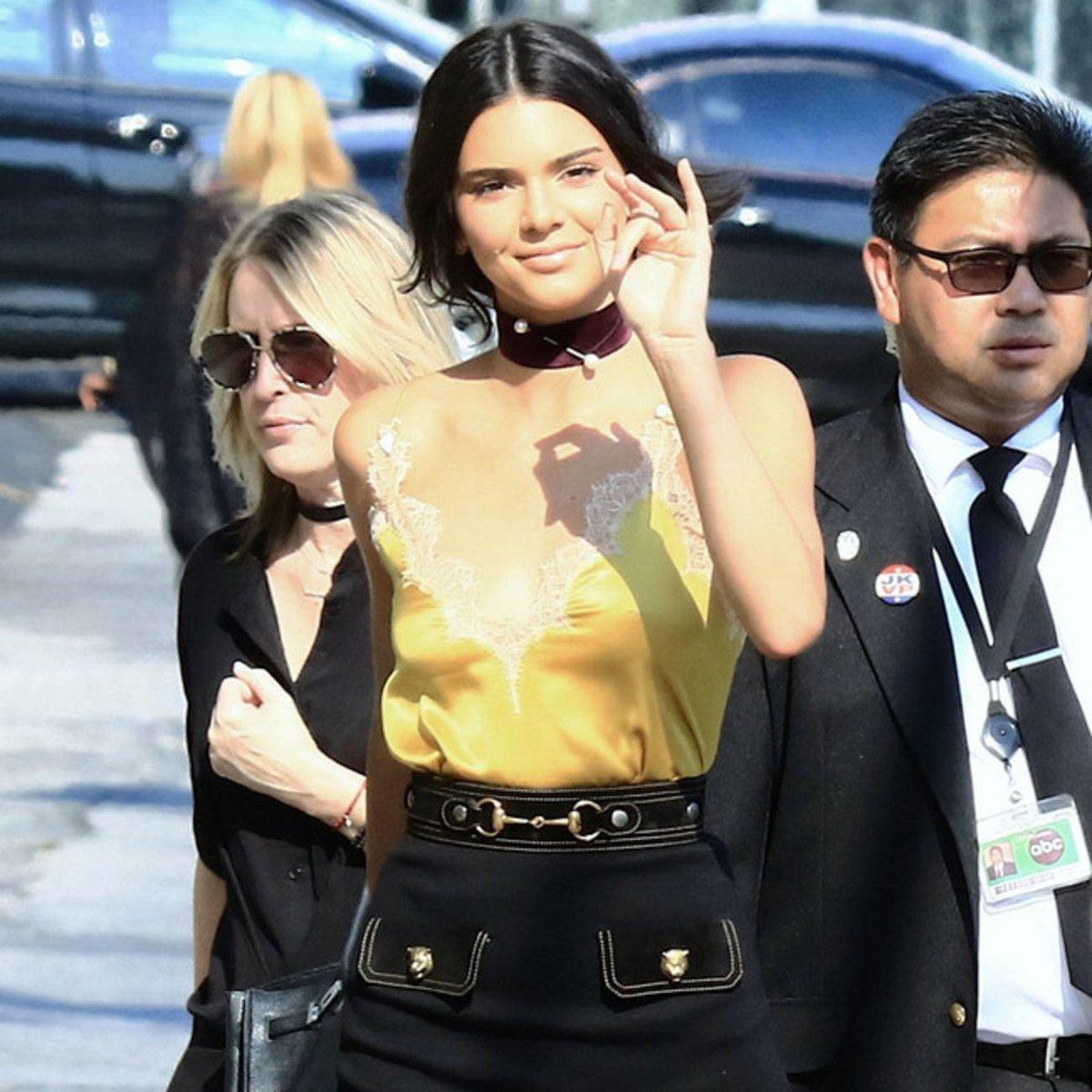 Apresan acosador de la estrella de moda Kendall Jenner