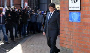 Puigdemont vuelve a la cárcel… para conmemorar el primer aniversario de su detención