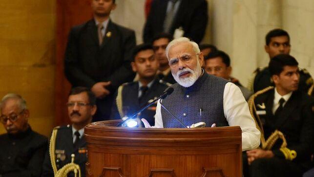 La India celebrará elecciones entre el 11 de abril y el 19 de mayo