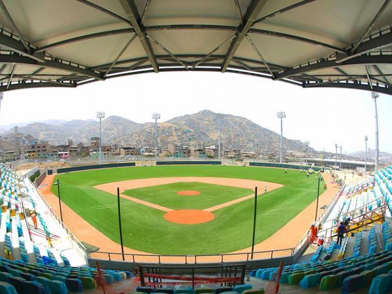 Lima entrega primer escenario para juegos Panamericanos y Parapanamericanos