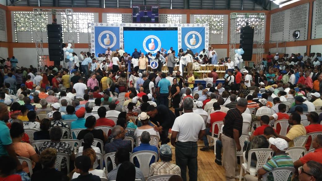 Exdiputado Manuel Jiménez se juramenta este domingo en el PRM