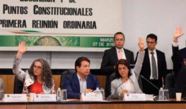 Diputados mexicanos aprueban en comisiones reforma educativa