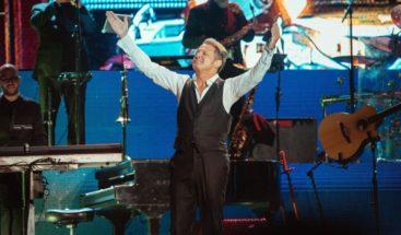 El Estadio Olímpico recibe mañana al cantante mexicano Luis Miguel