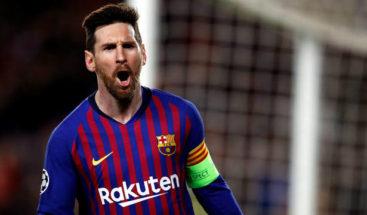 5-1. Messi acaba con el sufrimiento y mete al Barça en cuartos