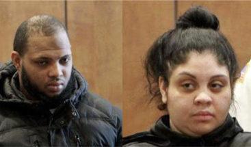 Acusan pareja dominicana de trata de personas, narcotráfico y armas ilegales en Massachusetts