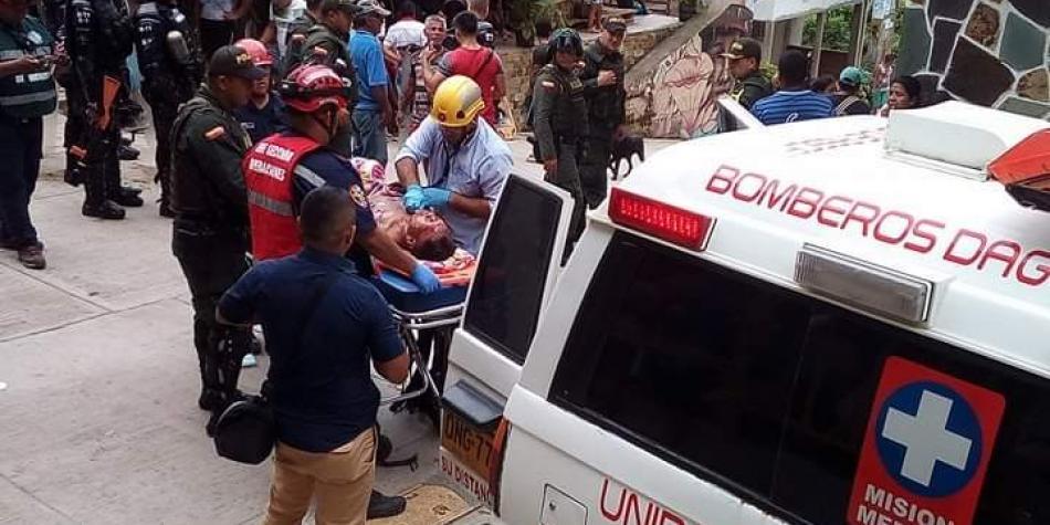 Al menos ocho muertos y cuatro heridos deja explosión en suroeste de Colombia