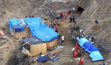 Ocho mineros mueren asfixiados en una mina informal de Perú