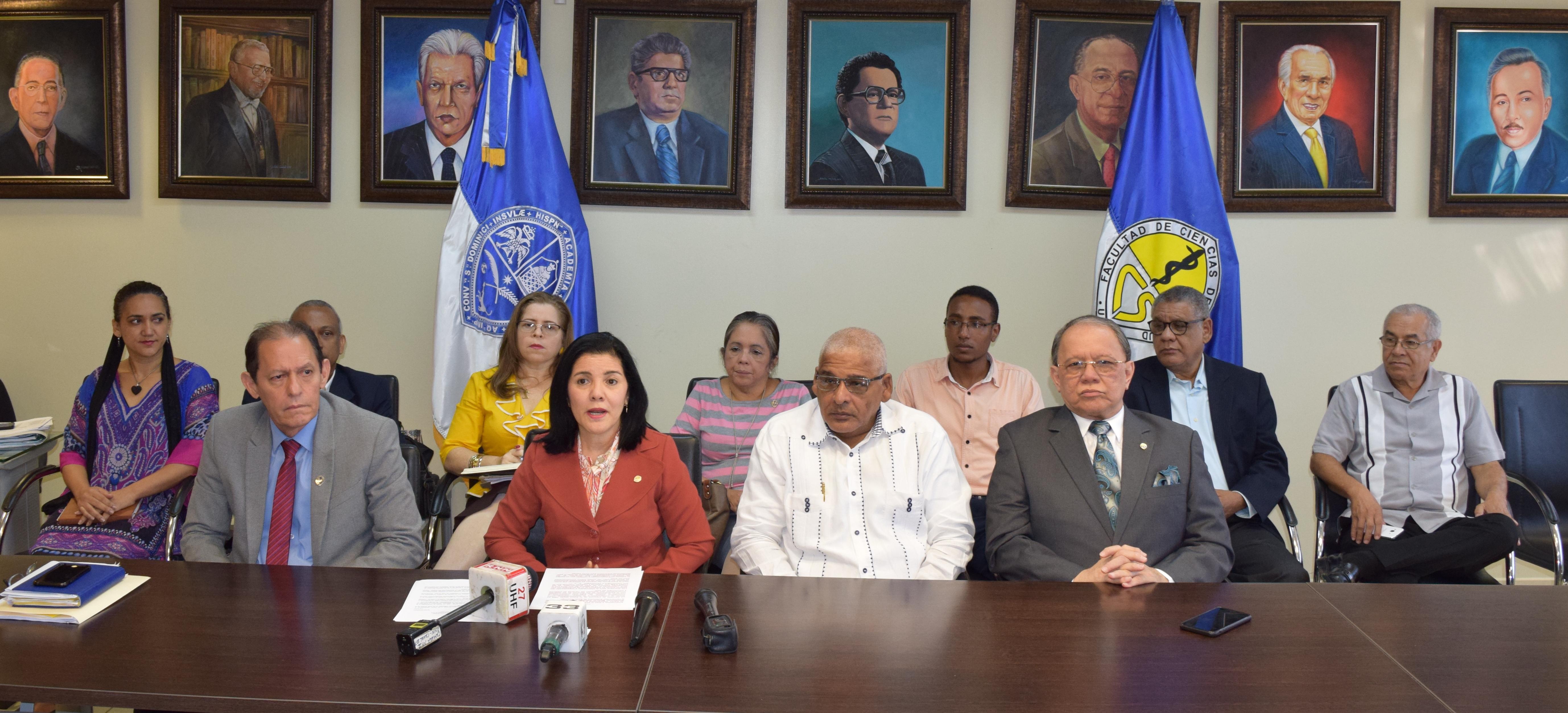 UASD impartirá el domingo 3 de marzo Examen Nacional Único de Residencias Médicas