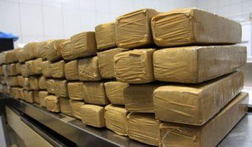 Declaran complejo proceso de cuatro hombres implicados en tráfico de drogas