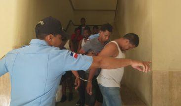 Prisión preventiva contra acusados de asalto en parque Las Praderas