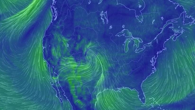Una 'bomba ciclónica' amenaza al centro de EEUU