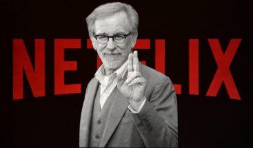 Netflix y Spielberg se enfrentan sobre la llegada del