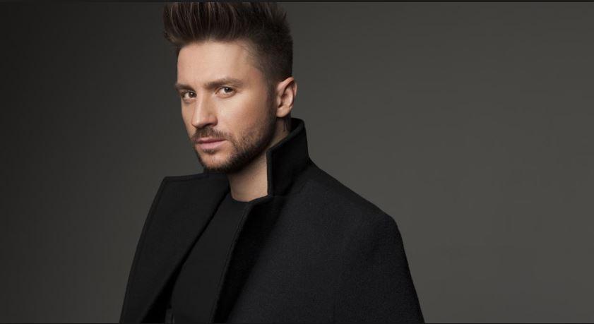 El cantante ruso Sergey  Lázarev, feliz por buena acogida de canción con la que regresa a Eurovisión 2019