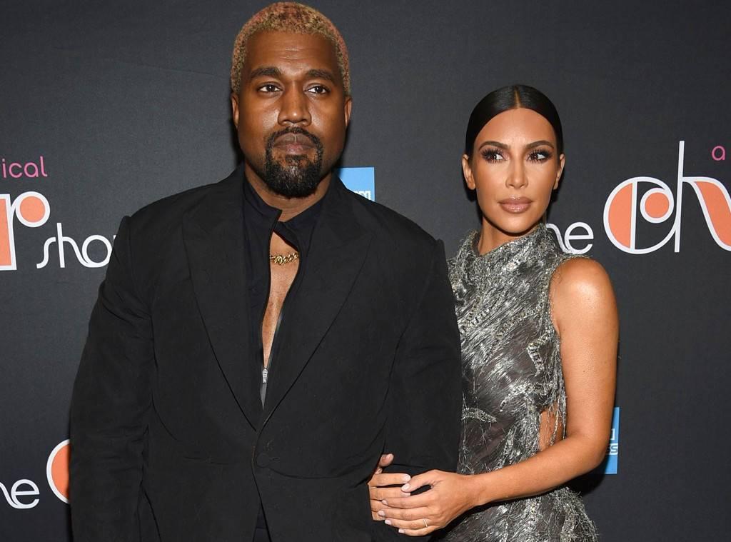 Kim Kardashian y Kanye West ya hacen vidas separadas, según Page Six