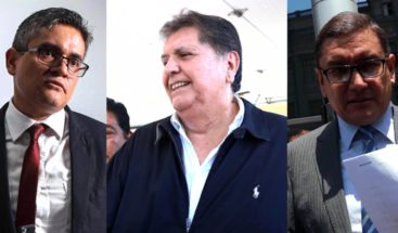 Fiscales que investigaban a Alan García rechazan irregularidad en diligencia
