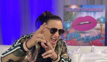 Elvis Crespo lanza reedición de su disco