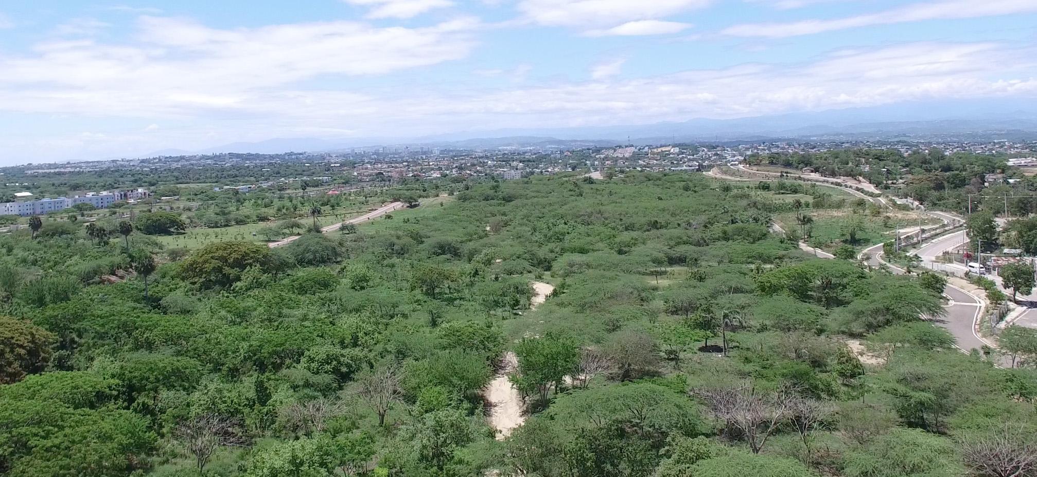 Jardín Botánico de Santiago celebra su primer aniversario