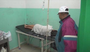 Encuentran a una mujer golpeada en unos matorrales en Dajabón