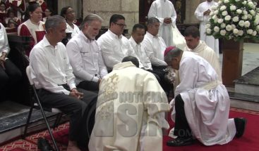 Actividades que realiza la iglesia católica durante Semana Santa