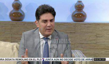 Entrevista al jurista Julio Cury en El Despertador