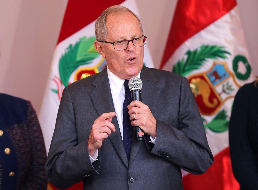 Expresidente de Perú Kuczynski dice que caso Odebrecht destruyó su reputación