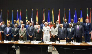 Canciller Miguel Vargas suscribe declaración sobre desastres con EE.UU. y región caribeña