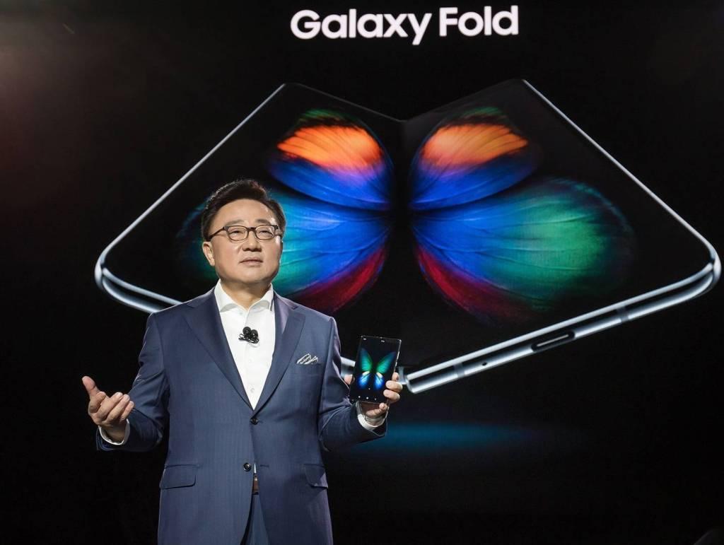 El anuncio del retraso del Galaxy Fold no afecta a Samsung en bolsa