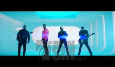 Romeo Santos presenta nueva canción con el grupo Aventura