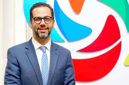 Juramentan a Manuel Luna como el nuevo presidente de la Cámara de Comercio y Producción de Santo Domingo