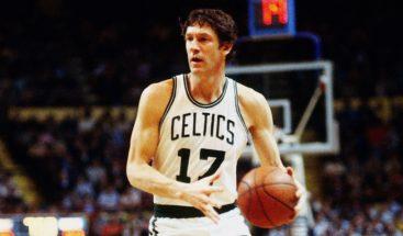 John Havlicek, leyenda de los Celtics de Boston, fallece a los 79 años