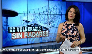 RD vulnerable sin radares
