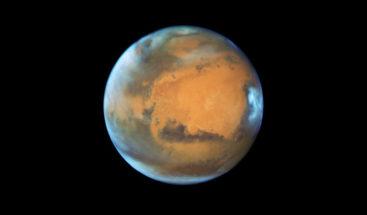 Registran por primera vez en la historia un terremoto en Marte